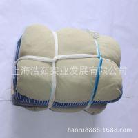现货批发全纯棉擦机布工业抹布花大布40四零揩布 吸水吸油不掉毛