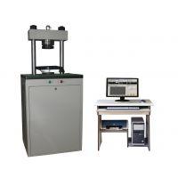 供应yaw-300kn氧化铝空心球砖压力试验机(配安全防护网)