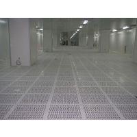 成都美露全钢通风防静电地板 成都美露洁净室通风板 地下送风 各种通风率