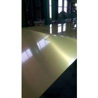 供应珠海澳式卷闸门铝合金材料3003 香槟色 乳白