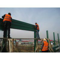 河北SK环保声屏障冲孔板高架桥 声屏障10-20玻璃棉
