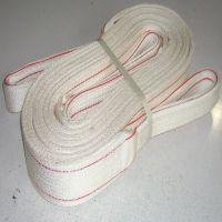 白色吊装带,耐酸吊带,酸洗钝化用尼龙吊绳