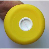 深圳直径3.5厘米 环保出口 搪胶存钱罐塑料底盖 存钱罐塑料底塞