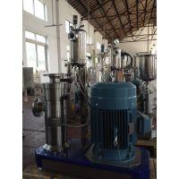 磷酸铁锂研磨分散机