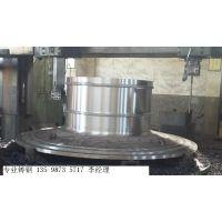 大齿轮 端盖中空轴矿山铸钢件 加工 价格实惠