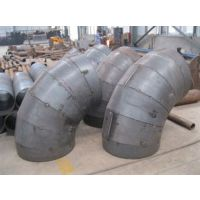 龙业供应DN200 小口径Q235B输水虾米腰焊接弯头 碳钢