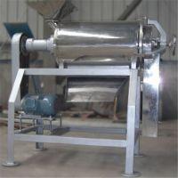 不锈钢果蔬汁榨汁机价格 螺旋蜜桃打浆机 土豆打浆机视频