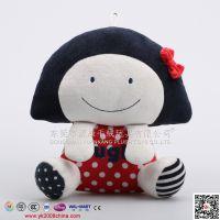 毛绒公仔吉祥物 订制玩偶布偶娃娃批发生产订做玩具卡通人物