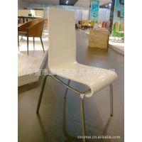 餐饮连锁企业配套餐椅 餐厅餐椅 高亮光餐椅(M036#)