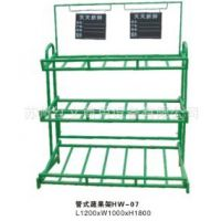 【厂家直销】长期供应收银台 货架 蔬菜架 果蔬架 管式蔬果架