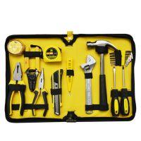 波斯工具19件套家用维修五金工具组合套装 组套工具箱 BS511019