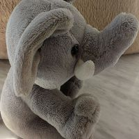 动物填充毛绒玩具大象儿童节日礼物玩偶