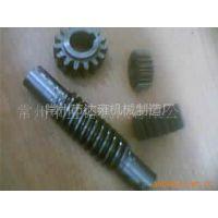供应各种小模数多头蜗杆/丝杆等高精度机械配件
