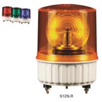 韩国可莱特(Q-light)S125LR LED反射镜旋转警示灯