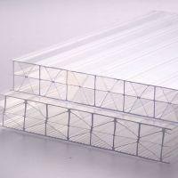 厂家供应阳光板雨棚耐力板晶亮阳光板