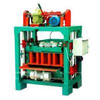 供应YXQ4-40小型免烧制砖机 小型砌块机 小砌块机价格 移动砌块机