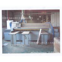二手木工机械—台湾长丰电脑裁板机