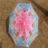 全网 儿童雨伞 VIOLETTA 西泽女孩 女孩雨伞直杆50CM
