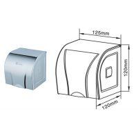 防水不锈钢卷纸盒 小卷卫生手纸箱 卫生间纸巾架 批发包邮
