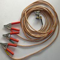 厂家直销桥架连接线、接地线、铜包铝编织带 保安线 接地线