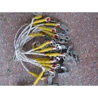 锦纶绳自锁器 高空作业安全绳自锁器 华建电力机具