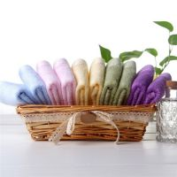 山东毛巾厂供应宏春竹纤维用品 厂家特价直销百分百竹纤维毛巾