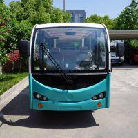14座电动观光车、观光游览车典范、敞开式电动游览车