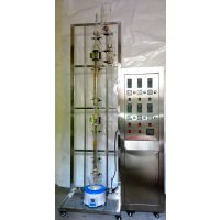 供应GTJL-03 优质武汉高通实验室玻璃精馏塔定制