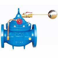 上海沃茨阀门100X-16遥控浮球阀法兰连接球墨铸铁厂家销售价格多少优惠