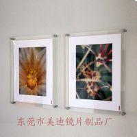 东莞厂家专业制作生产有机玻璃亚克力立柱式LOGO牌 款式多