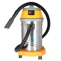 台州洁霸干湿两用35L大功率桶式吸尘器 JB518洗车场专用