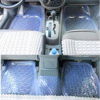 汽车脚垫五座通用脚垫塑料透明厂家直销底价促销