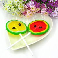 糖果总动员创意西瓜糖可爱造型图案硬糖果 六一儿童节日礼物零食