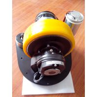 供应意大利CFR型号MRT05聚氨酯(PU)万向脚轮AGV小车实行全方位行走卧式驱动轮品牌CFR