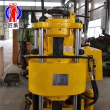 华夏巨匠HZ-180YY液压水井钻机 180米移机液压打井机价格好回转式钻机