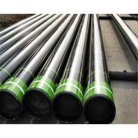 供应LTC长圆扣螺纹j55钢级石油套管