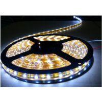3528LED软灯条 IP65滴胶防水RGB软灯条 白光软灯带 12V白板