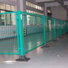 旺来西安锌钢护栏网 园区围网 小区护栏网