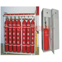 日建消防器材七氟丙烷气体灭火系统装置