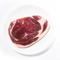 库存真空包装冷冻阿根廷进口牛肉眼肉牛排