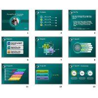 南昌产品介绍ppt设计动态展示 ppt设计模板图片