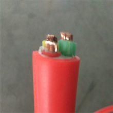 YGG-3*16+1 耐高温硅橡胶电缆 YGC-3*25