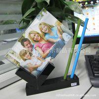 深圳专业设计生产亚克力水晶笔筒 文件用品