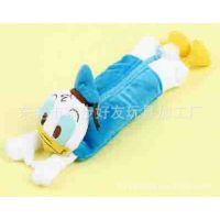 东莞厂家定制创意款迪士尼系列毛绒唐老鸭笔袋 特价直销
