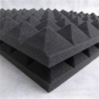供应海绵隔音墙金字塔吸音海绵价格