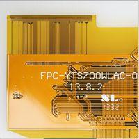 柔性线路板厂赣州深联供应手机电容屏软板,专业批量生产的消费电子fpc厂家
