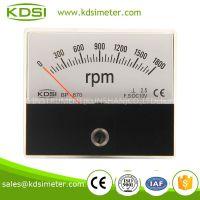 Portable precise BP-670 DC10V 1800RPM electric motor rpm meter