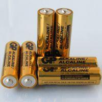 供应 GP超霸 7号 AAA LR03 碱性电池 工业装