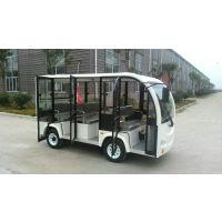 供应重庆封闭式电动观光车,重庆旅游观光电动车