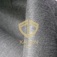 江苏厂家生产 芳纶无纺布、预氧丝毛毡 黑色阻燃无纺布 凯盾品质一流